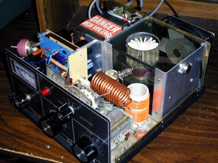 GLA-1000 Amplifier Conversion